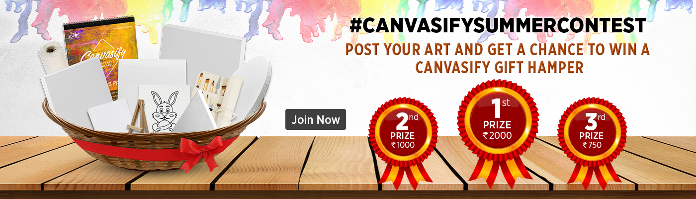 canvasify online summer painting contest